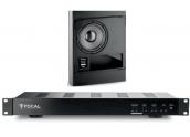 Focal 100IWSUB8 + Amplificador