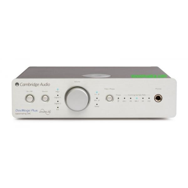 Conversor Cambridge Audio DacMagic Plus +