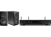 Audiolab 6000A Play + Sonus...