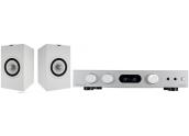 Audiolab 6000A + KEF Q350