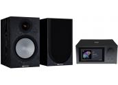 NAD C700 + Monitor Audio...