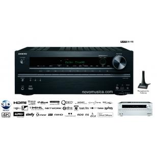 Receptor AV Onkyo TX-NR515 4K, Qdeo, MHL, Instaprevue, audyssey dynamic EQ