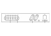 Amplificador Opera Consonance a100 linear