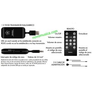 Altavoces Inalambricos AudioPro LV2e Limited