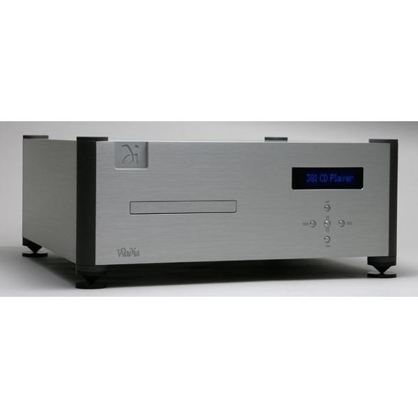 Wadia 381 Lector CD, MP3, WMA. Entradas digital al DAC, Salida audio RCA/XLR. Pr