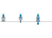 Finite Element Cerapuc Accesorios anti-resonantes Set de 4