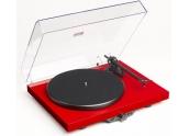 Project Juke Box Giradiscos manual. Capsula Ortofon OM5, Previo de fono y amplif
