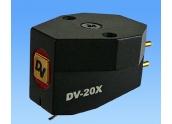 Dynavector DV20X H Capsula MC, bobina móvil. Flux damper. Aguja eliptica.  Nivel