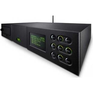 Naim Naimuniti Reproductor de audio en red. Reproductor CD, AM/FM. Entradas RJ45
