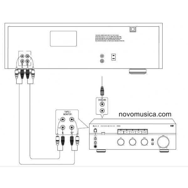 Cassette Sherwood DD6200