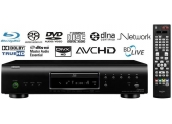 Denon DBP-1611 Lector Blu-ray. Lector universal. Conexiones HDMI 1.4, Ethernet,