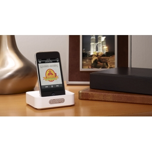 Sonos Dock reproduzca la música de su Ipod/Iphone en cualquier parte