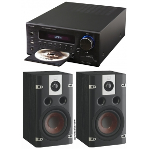 Music Hall AV2.1 + Dali Lektor 2 Sistema integrado de CD/DVD/Radio y altavoces d