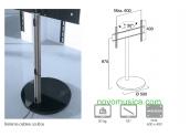 Mueble televisión Gisan FS 207