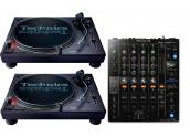 Technics SL1210 MK7 +...