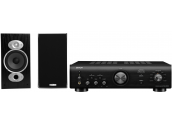 Denon PMA600NE + Polk Audio...
