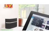 Altavoz Airplay B&W A7 bowers wilkins airplay, 150Watios potencia clase D, entra