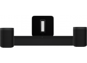 Sonos Beam + Sub 2 + One SL