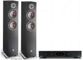 Audiolab 6000A + Dali Oberon 7