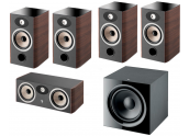 Focal Aria 906 Noyer SUB 600P