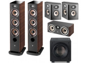 Focal Aria 926 SR900 Noyer...
