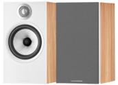 B&W 606 S2 Anniversary Edition   Altavoces Color Negro Blanco Oak - Oferta Comprar